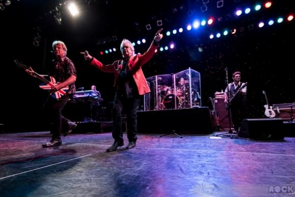 Air Supply at PNE Amphitheatre
