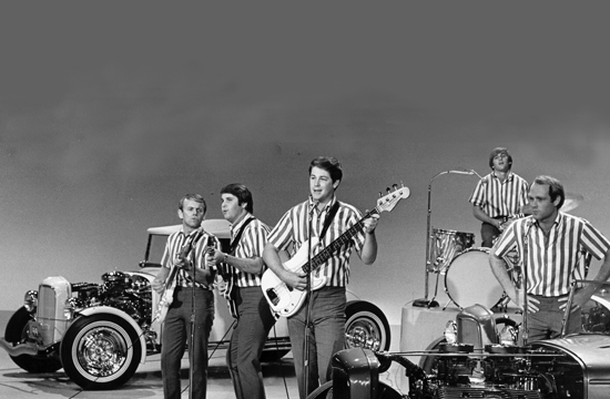 The Beach Boys at PNE Amphitheatre