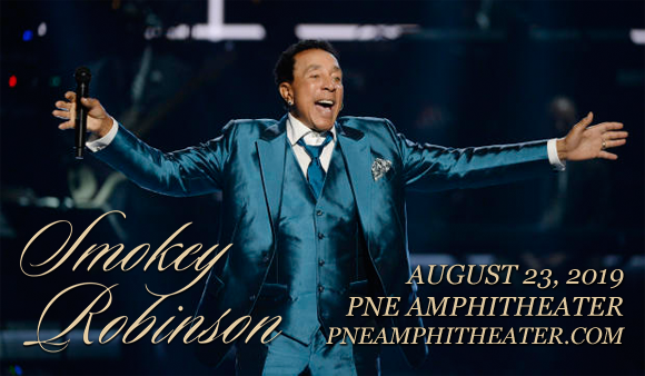 Smokey Robinson at PNE Amphitheatre